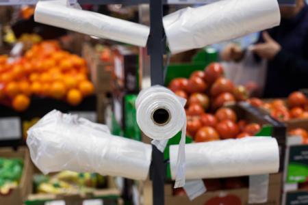 В Украине зарегистрирован законопроект о запрете пластика