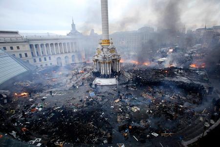 Юрий Касьянов: Взять власть нетрудно. Нелегко после этого остаться людьми