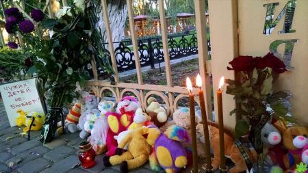 Пожар в лагере «Виктория»: типично украинская трагедия