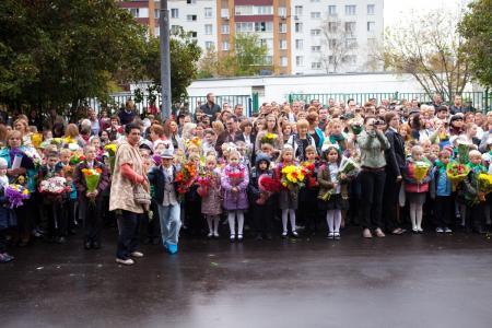 Линейка: СССР хоть и умер, но праздник остался