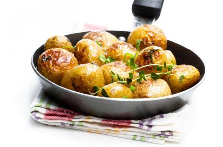 Что приготовить из молодого картофеля