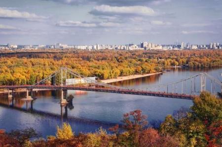 В Киеве — уже пятый температурный рекорд за ноябрь