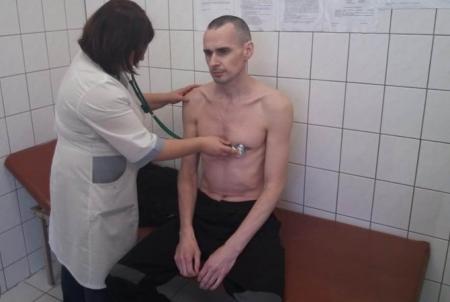 Украинский режиссер Сенцов уже шестой год находится в заключении
