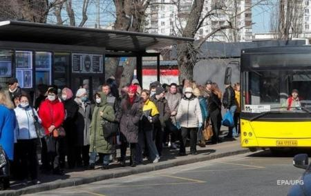 В Киеве меняется движение общественного транспорта из-за локдауна