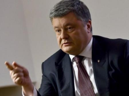Международные доноры не могут диктовать законы для Украины - Порошенко