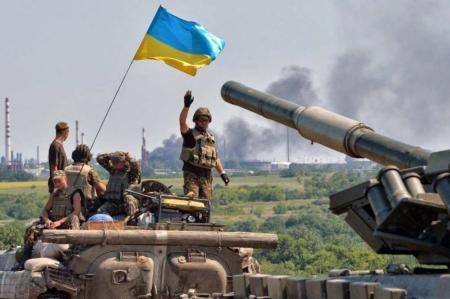 ВСУ готовятся отражать полномасштабное наступление на Украину – Залужный