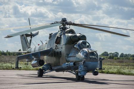 ВСУ получит отечественный боевой вертолет, оснащенный ракетой Барьер-2В