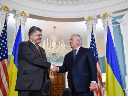 Начинается дрессировка Порошенко: Вашингтон берется за украинское политическое руководство