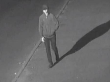 Покушение на ректора в Тернополе: подозреваемого сняли камеры наблюдения