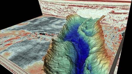 На дне Северного моря нашли скрытые пейзажи ледникового периода