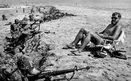 Лето на пороховой бочке: война с большой буквы «В»