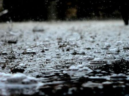 В Киеве дожди и шквалы