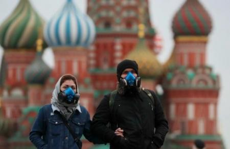 В России за сутки - больше всего случаев коронавируса с начала пандемии