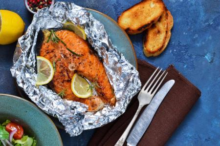 15 кулинарных хитростей, как использовать фольгу на кухне