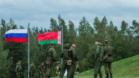 Беларусь проведет военные учения с РФ