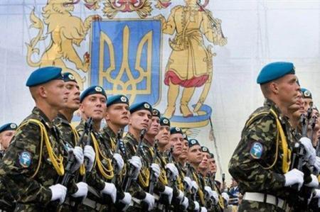 Все больше украинцев забывают о советском 23 февраля