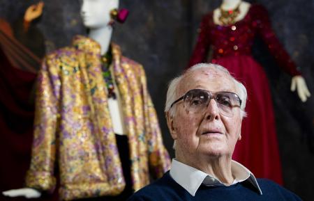 Скончался французский модельер Живанши