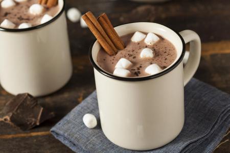 5 причин пить какао с молоком почаще