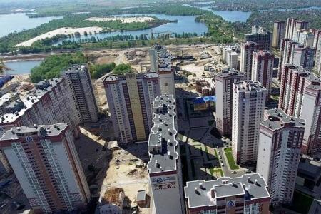 В Киеве из-за долгов могут обесточить два крупнейших ЖК