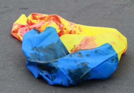 Донецк, март, 2014: «Нас будут забивать армартурой, кастетами, забрасывать булыжниками»