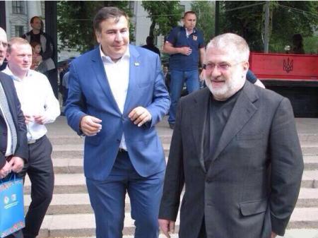 Коломойский показал, что умеет быть лучшим политиком, чем Саакашвили