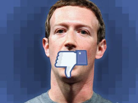 Не своим голосом, или Евангелие от Марка Цукерберга