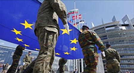Создана общая армия ЕC: какие страны в нее вошли
