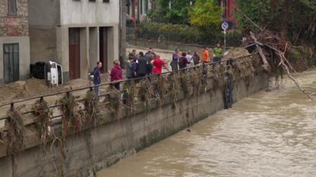Италию заливают смертоносные ливни: двое жителей погибли