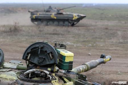 В Украине прошли учения с использованием ракеты Javelin и беспилотников Bayraktar