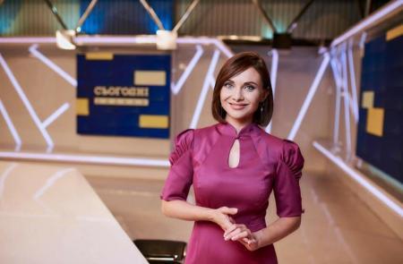 Анна Панова розповіла старшокласникам про секрети професії телеведучого