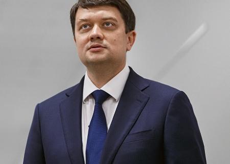 Вільна творчість колег – Дмитро Разумков прокоментував голосування за Закон про олігархів