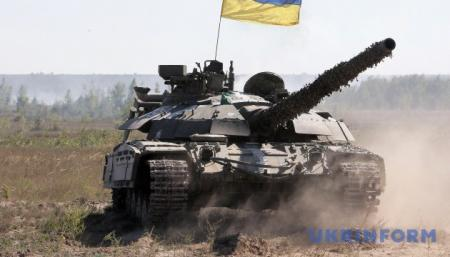 Україна відзначає День танкістів