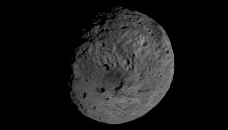 NASA попытается собрать образцы грунта с астероида Бенну