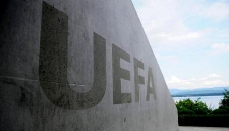 Киев рассчитывает на понимание УЕФА о неприемлемости рекламы Газпрома