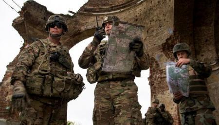 В Украине стартовали учения Rapid Trident-2020 с участием военных из 10 стран