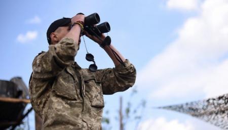 Военные саперы провели учения возле оккупированного Крыма