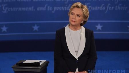 Хиллари Клинтон: Теперь у Америки есть опытный президент
