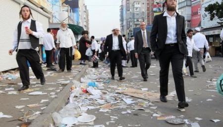 В Умани на Рош ха-Шана усилили карантин