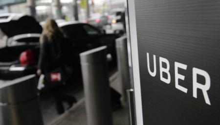 Около 200 киевских служб такси не выдержали конкуренции с Uber