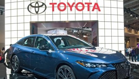 Toyota обошла Volkswagen и вышла в лидеры по продажам авто