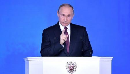 Путин заявил, что Россия может выйти из «ядерного» договора с США