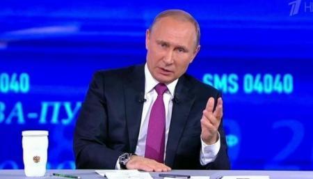 Не под внешним давлением – Путин «съехал» с вопроса об амнистии политзаключенных
