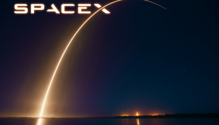SpaceX планирует запустить плавучие космодромы в следующем году