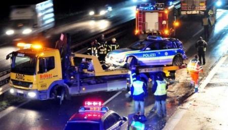 В Германии судят украинского водителя за смертельное ДТП с женщиной-полицейским