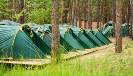 Детские лагеря не откроют до 31 июля - Минздрав