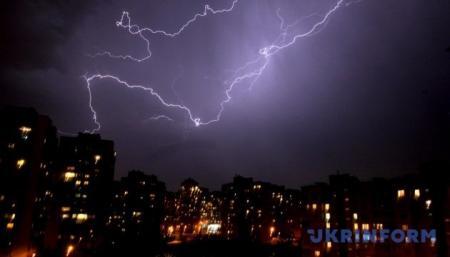 В Украине ухудшится погода - возможны грозы, град и шквалы