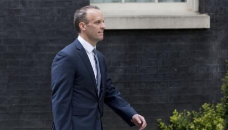 Глава МИД Британии призвал G7 бороться с фейками из России