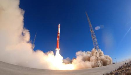 Первый запуск китайской коммерческой ракеты ZQ-1 завершился аварией