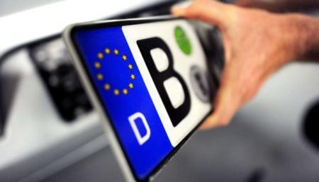 МВД готовит е-систему для фиксации въезда в Украину авто с иностранной регистрацией
