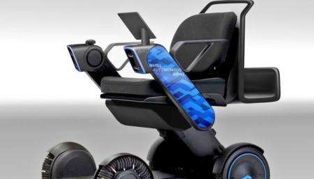 Японская компания создала «умную» кресло-качалку